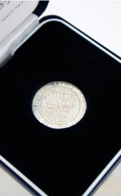 Sgarabhaigh Silver Sixpence