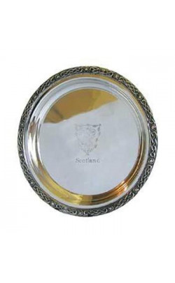 Lion of Scotland Salver