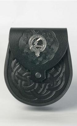 Luxury Clan Crest Daywear Sporran