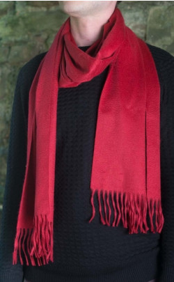 Large Luxury Scottish Cashmere Scarf