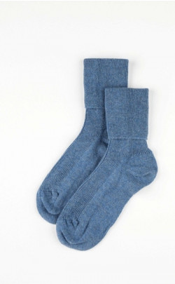 Ladies Luxury Scottish Cashmere Socks