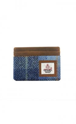Harris Tweed Castle Bay Card Holder