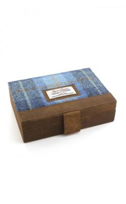 Harris Tweed Castle Bay Jewellery Box