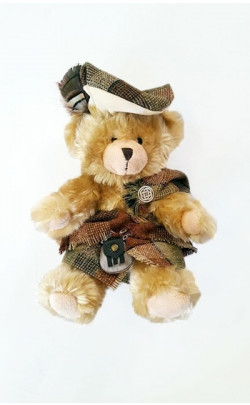 Angus the Highland Bear