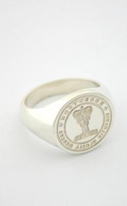 Clan Crest Reverse Seal Ring