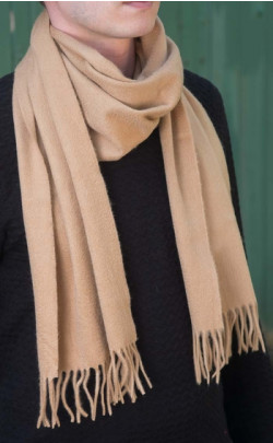 CLAN Large Luxury Cashmere Scarf