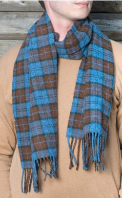 Rob Roy Tartan Soft Wool Scarf