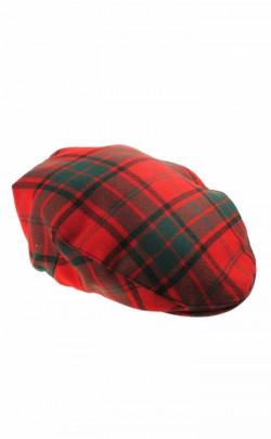 Essential Scotweb Tartan Flat Cap