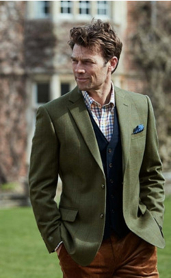 Classic Tweed Jacket
