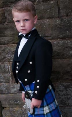 Boy's Prince Charlie Jacket/Vest