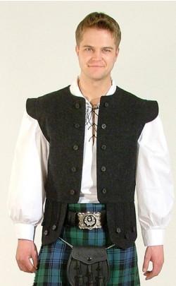 Tweed Chieftain Waistcoat