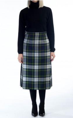 Kilted Skirt, tartan