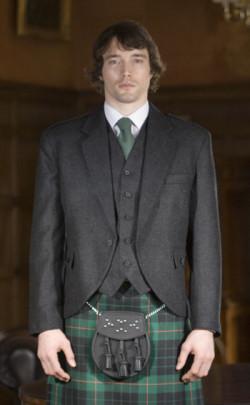Made to Measure Crail Tweed Jacket