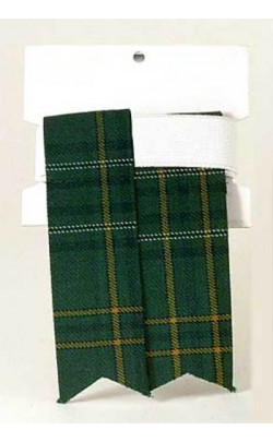 Luxury Tartan Flashes