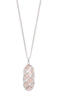 Lyra Moonbeam Necklace