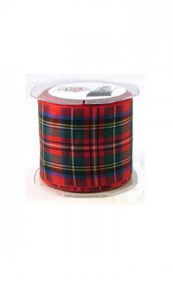 Tartan Ribbon, 70mm wide