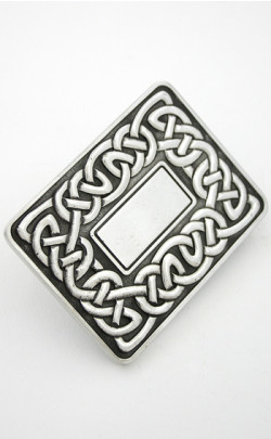 Viking Knotwork Buckle