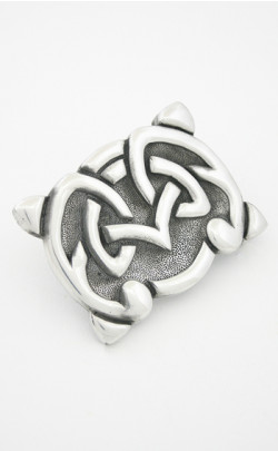Large Celtic Knot Buckle