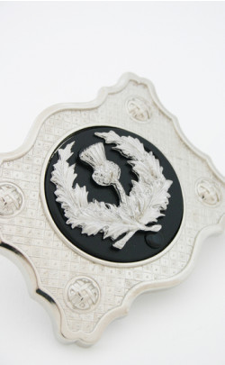 Thistle Shaped Buckle