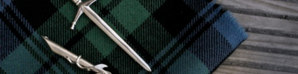 How to Choose and Wear a Kilt Pin