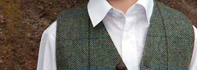 How to wear Tweeds - classic tweed styles
