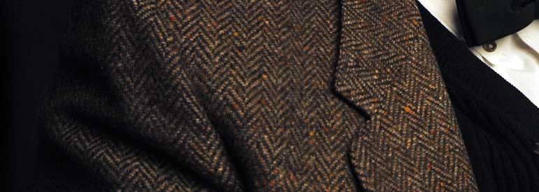 Understanding tweed - a buyer's guide