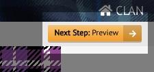 Tartan design preview button
